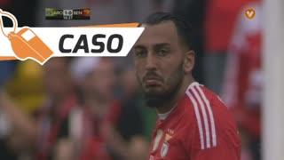 SL Benfica, Caso, K. Mitroglou aos 17'