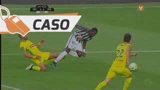 FC P.Ferreira, Caso, Ricardo aos 36'