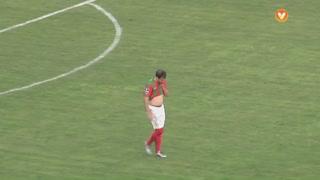 Marítimo M., Jogada, Tiago Rodrigues aos 55'