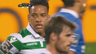 Sporting CP, Jogada, Matheus Pereira aos 80'