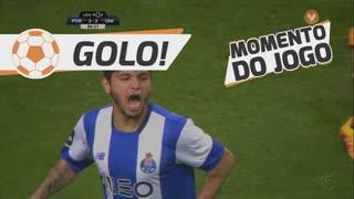 GOLO! FC Porto, J. Corona aos 87', FC Porto 3-2 U. Madeira