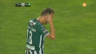 Vitória FC, Jogada, André Claro aos 46'