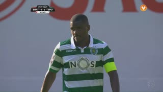 Sporting CP, Jogada, William aos 63'