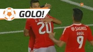 GOLO! SL Benfica, Gonçalo Guedes aos 67', SL Benfica 2-0 FC P.Ferreira