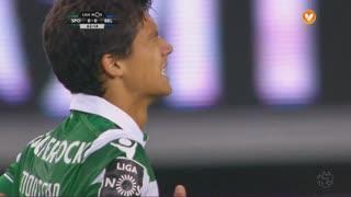 Sporting CP, Jogada, Montero aos 62'