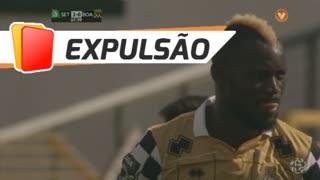 Boavista FC, Expulsão, Idris aos 69'