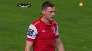 SC Braga, Jogada, N. Stojiljković aos 17'