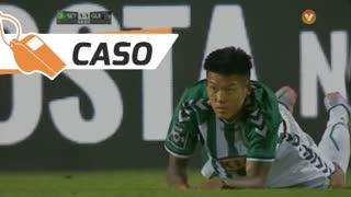 Vitória FC, Caso, Hyun-Jun Suk aos 54'