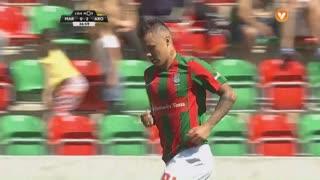 Marítimo M., Jogada, Dyego Sousa aos 38'
