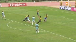 FC Arouca, Jogada, Nuno Valente aos 39'