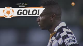 GOLO! Boavista FC, U. Nwofor aos 25', Boavista FC 1-0 Estoril Praia