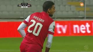 SC Braga, Jogada, Hassan aos 38'