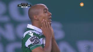 Sporting CP, Jogada, João Mário aos 45'