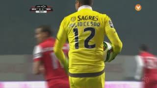 SC Braga, Jogada, Ricardo Ferreira aos 46'