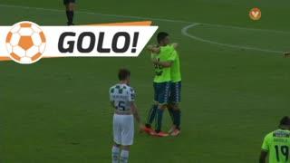 GOLO! Vitória FC, André Claro aos 43', Moreirense FC 0-1 Vitória FC