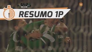 I Liga (19ªJ): Resumo FC P.Ferreira 1-3 Sporting CP