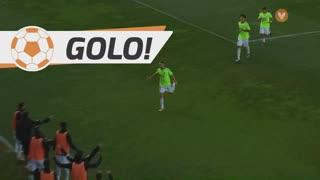 GOLO! Vitória FC, André Claro aos 37', CD Tondela 1-3 Vitória FC