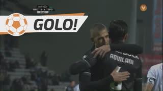 GOLO! Sporting CP, Slimani aos 86', CD Nacional 0-4 Sporting CP