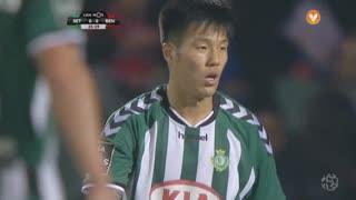 Vitória FC, Jogada, Hyun-Jun Suk aos 25'