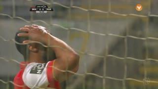 SC Braga, Jogada, Wilson Eduardo aos 17'