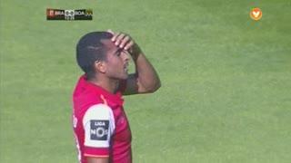 SC Braga, Jogada, Marcelo Goiano aos 12'