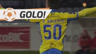 GOLO! FC Arouca, Nuno Valente aos 2', FC Arouca 1-0 Marítimo M.