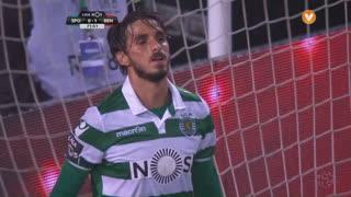 Sporting CP, Jogada, B. Ruiz aos 72'