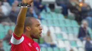 SC Braga, Jogada, Wilson Eduardo aos 9'