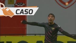Moreirense FC, Caso, Iuri Medeiros aos 30'