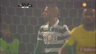 Sporting CP, Jogada, Slimani aos 29'