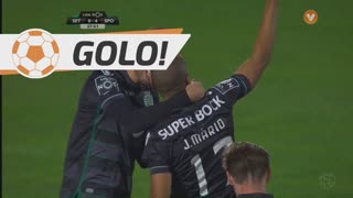 GOLO! Sporting CP, João Mário aos 58', Vitória FC 0-4 Sporting CP
