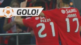 GOLO! SL Benfica, Pizzi aos 34', SL Benfica 2-0 Marítimo M.
