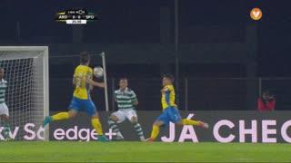 FC Arouca, Jogada, Hugo Basto aos 25'