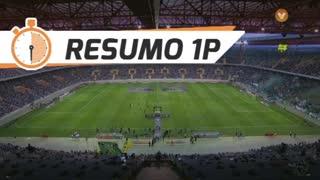 I Liga (1ªJ): Resumo CD Tondela 1-2 Sporting CP