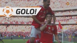 GOLO! SL Benfica, Pizzi aos 84', SL Benfica 4-0 CD Nacional