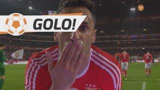 GOLO! SL Benfica, Jonas aos 35', SL Benfica 1-0 A. Académica
