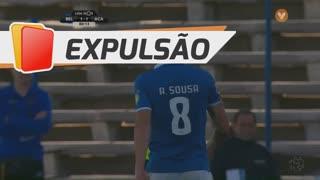 Belenenses, Expulsão, André Sousa aos 80'