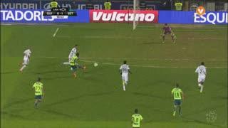 Vitória FC, Jogada, Salim Cissé aos 11'