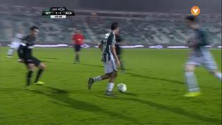 Vitória FC, Caso, Arnold aos 69'