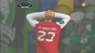 SC Braga, Jogada, Pedro Santos aos 49'