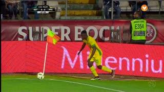 FC P.Ferreira, Jogada, B. Osei aos 67'