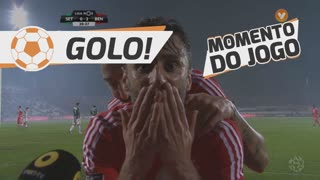GOLO! SL Benfica, Jonas aos 38', Vitória FC 0-2 SL Benfica