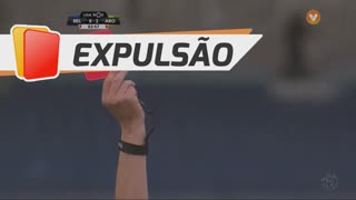 FC Arouca, Expulsão, Mateus aos 84'