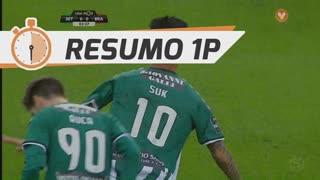 I Liga (15ªJ): Resumo Vitória FC 1-1 SC Braga