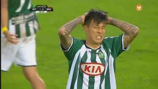 Vitória FC, Jogada, Hyun-Jun Suk aos 45'