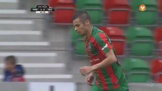 Marítimo M., Jogada, Edgar Costa aos 43'