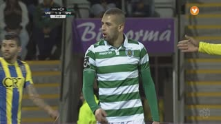 Sporting CP, Jogada, Slimani aos 71'