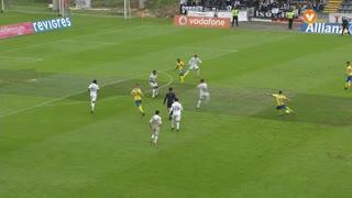 FC Arouca, Jogada, Walter González aos 13'