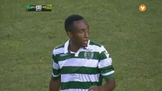 Sporting CP, Jogada, Gelson Martins aos 88'