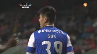 FC Porto, Jogada, Hyun-Jun Suk aos 6'